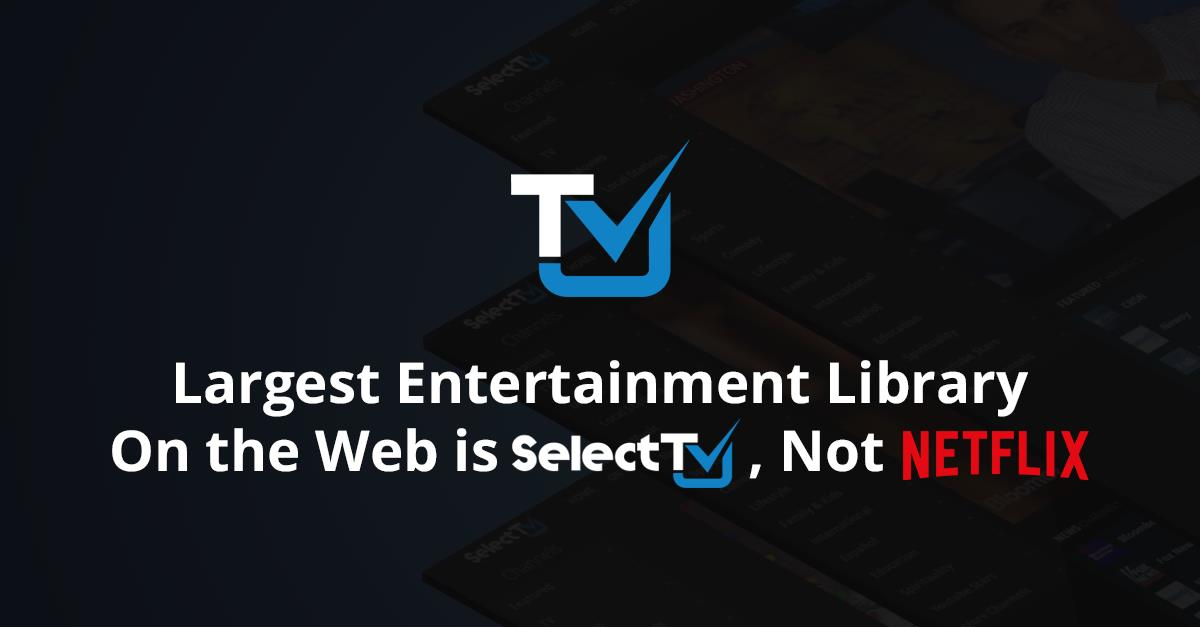 SelectTV Netflix