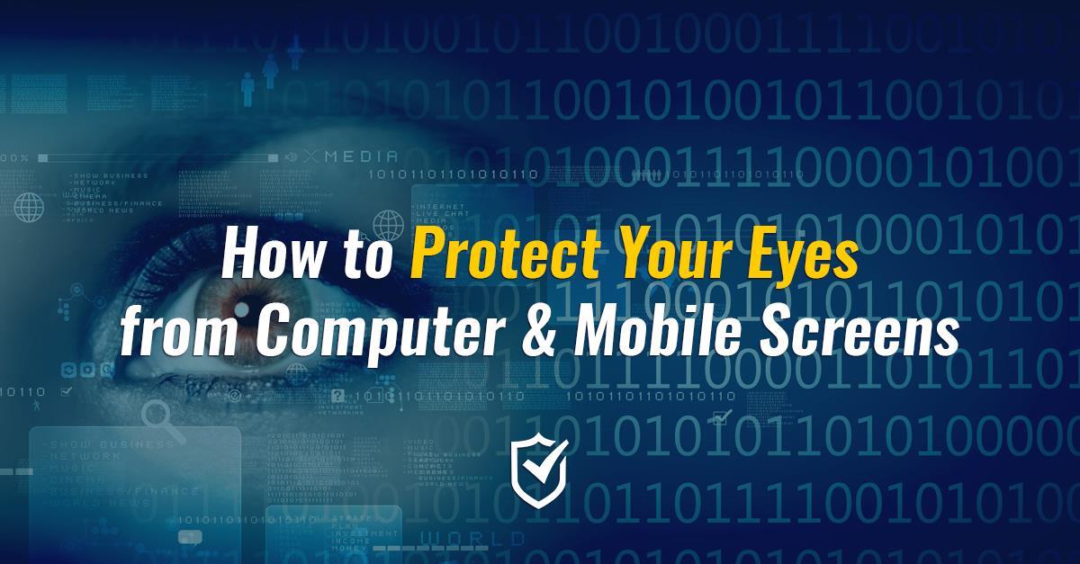 Computer-eye-screen-protection