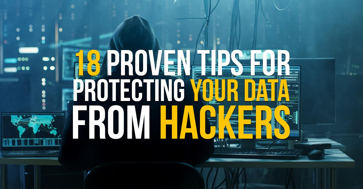 Tips for data protection